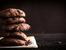 Бисквити с какао и шоколадови парченца