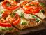 """Вегетарианска пица """"4 вида сирене"""""""