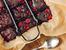 Постен какаов сладкиш със сладко от вишни