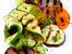 Мариновани зеленчуци на скара с балсамов оцет
