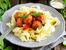 Талиатели с кюфтенца и доматен сос