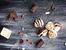 Бонбони с джинджифилови бисквити и крема сирене
