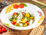 Мариновани чери домати с бейби моцарела