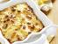 Маслен огретен с картофи и кашкавал