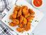 Пилешки хапки на фурна с пармезан