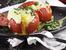 Пълнени домати със спанак и булгур