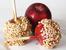 Ябълки в шоколад с ядки