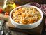 Пиле с паста и шунка на фурна