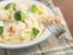 Фетучини с морски дарове и сметанов сос