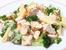Пилешко с паста и броколи