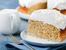 Ванилов кекс със сметанова глазура