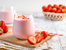 Смути с ягоди и фъстъчено масло