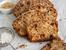 Кекс с червени боровинки и орехи
