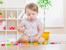 Игрите на бебето между 6 и 12 месеца