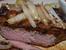 Ароматни телешки пържоли с лук и грейви