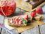 Сладък ягодово-бананов хляб