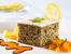 Кекс с маково семе и сироп от прясно мляко