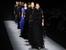 Обем, ярки цветове и велур в колекцията на Alberta Ferretti