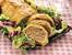 Кайма със зеленчуци в бутер тесто