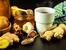 Сироп от джинджифил – при настинки и запек