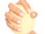 Лесен метод за премахване на жълти петна по ноктите