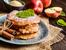 Палачинки с извара и ябълки