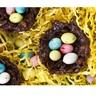 Шоколадови гнезда