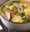 Супа с гъби и ориз