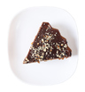 Шоколадова торта с орехов блат без брашно