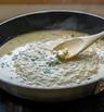 Рецепта за сос със синьо сирене