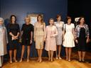 Първите дами на среща в Брюксел