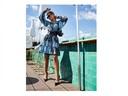 Лятна мода в сини нюанси