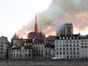 Пожарът в Нотр Дам