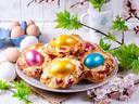 Идеи за декорация на козунаци и великденски бисквити