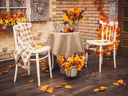 Идеи за есенна декорация