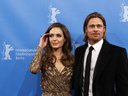 Най-запомнящите се моменти на Анджелина и Брад