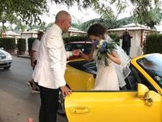 Сватбата на Адриан Рачев – Румънеца и Божидара