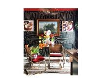 Как да декорирате картини и снимки на стените в дома