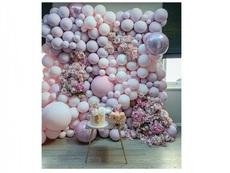 Цветни украси за парти