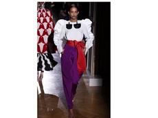 Точки и обем в линиите в колекцията на Valentino