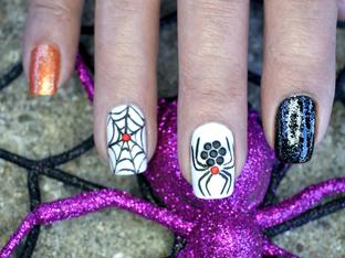 13 идеи за маникюр за Хелоуин