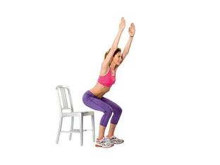 Упражнения за дупе и бедра
