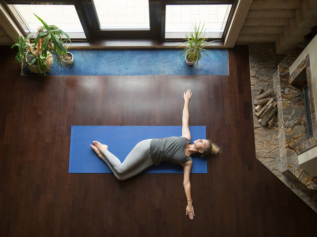 6 упражнения при болки в гърба - Az-jenata.bg