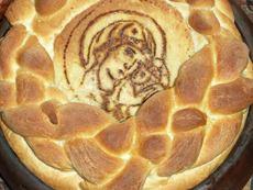 Питка Богородица за Бъдни Вечер